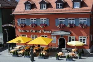 Brauerei und Gasthof zur Krone